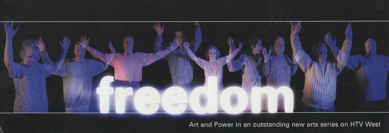 Postcard for the Freedom TV series