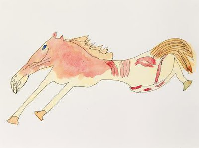 Breadhorse - Carol Chilcott